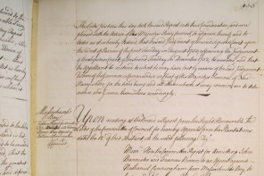 BC Law Professors Digitally Tap Trove of Colonial-era Appeals