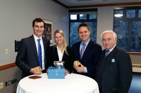 BC Law Advocacy Teams Shine in Tough Competitions