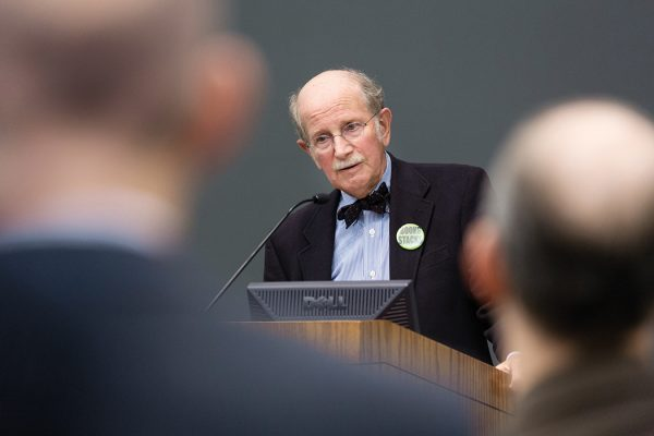 Keynoter Stanley Katz