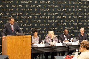 Panel Tackles the Hard Questions about Regression on Civil Rights