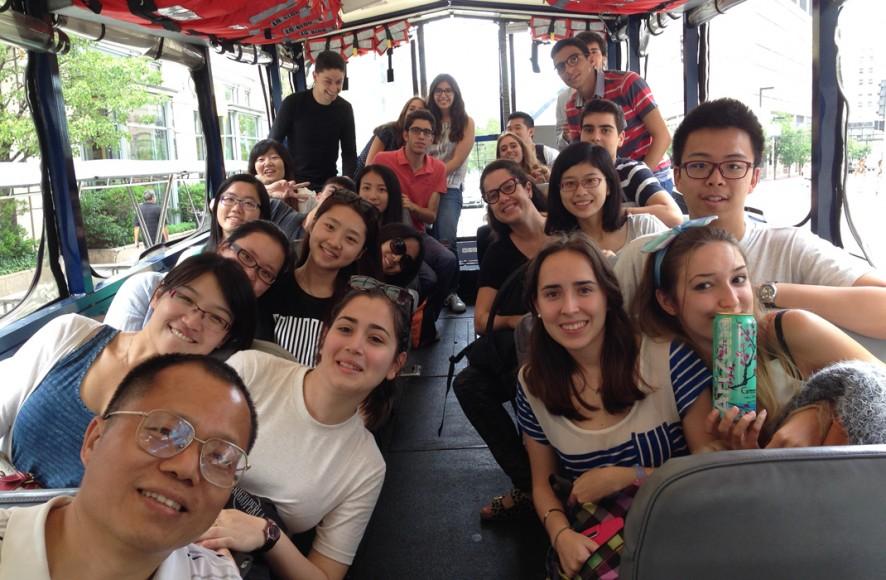 Summer Institute Duck Tour