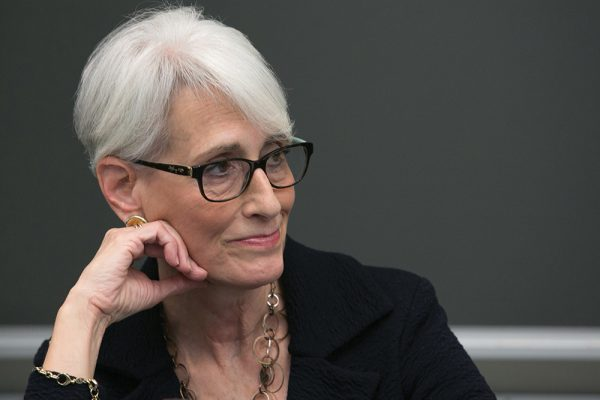 Iran negotiator Wendy Sherman