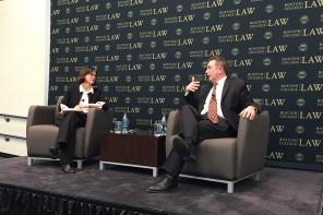 A Conversation with First Circuit Judge David Barron