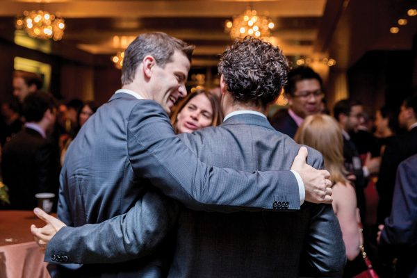 November 5, 2016 -- The 2016 Boston College Law School reunion at the Ritz Carlton. Photographed for Boston College by Caitlin Cunningham (www.caitlincunningham.com).