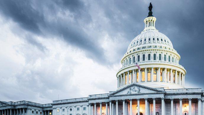 US Capitol Hill, DC