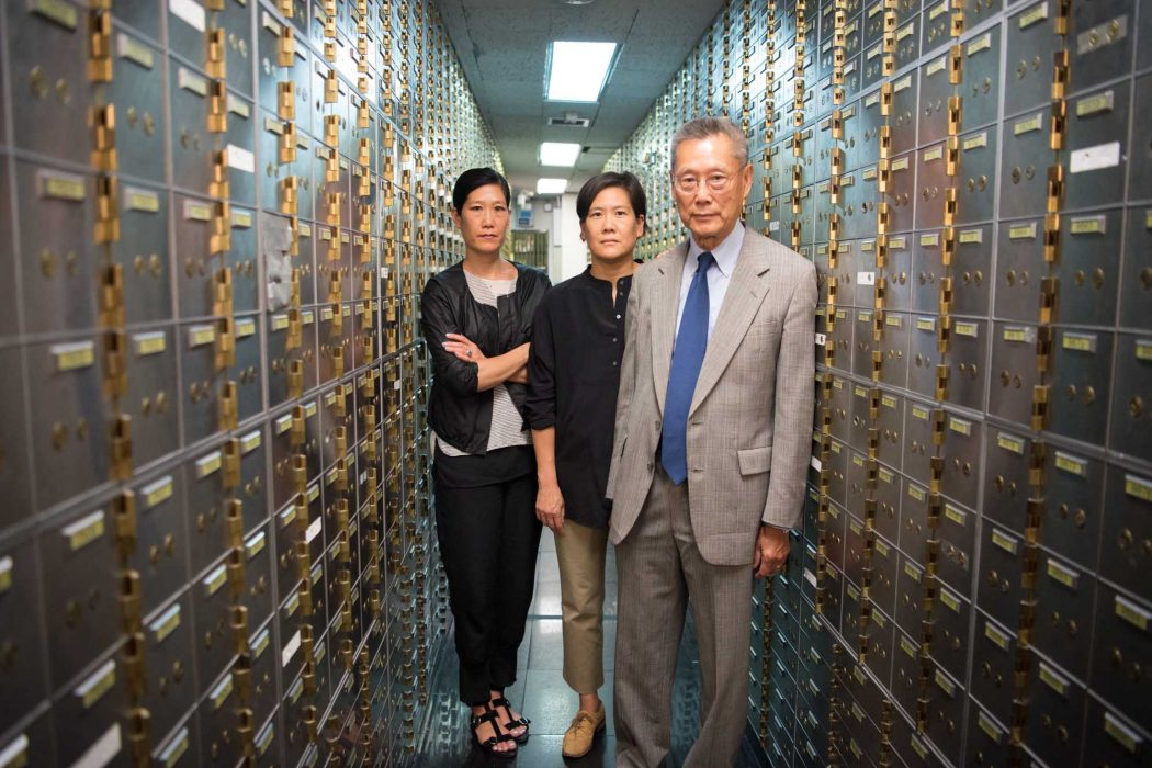 crop#2 - Vera Sung, Jill Sung, Thomas Sung from ABACUS, a PBS Distribution release. Photo courtesy of Sean Lyness