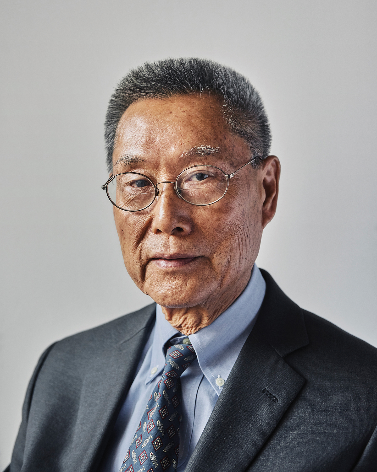 The founder and chairman of Abacus Bank, Thomas Sung.