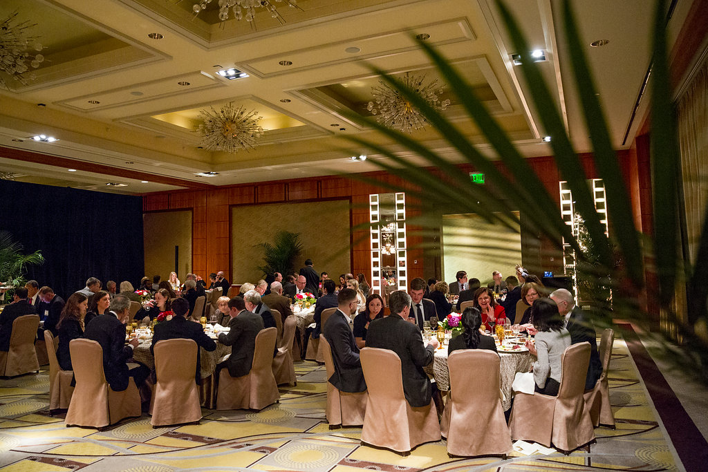 April 5, 2018 -- The 13th annual Boston College Law School Law Scholarship Dinner, held at the Mandarin Oriental Hotel, Boston, MA. Photo by Caitlin Cunningham (www.caitlincunningham.com).