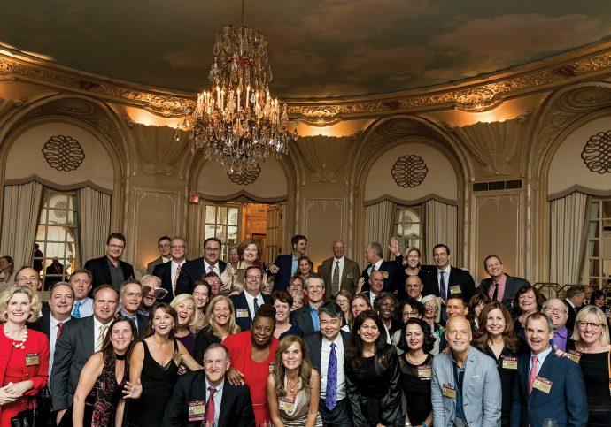 November 4, 2017 -- Boston College Law School Reunion Weekend at the Fairmont Coplely Hotel, Boston, MA. Class of 1987. Photo by Caitlin Cunningham (www.caitlincunningham.com).