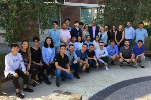 2018 Summer Institute Is BC Law's Most Diverse