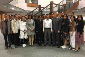 PIE Hosts Chinese Intellectual Property Delegation