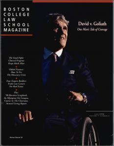 BC Law Magazine Fall 1998