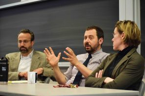 Crime, Power, Mueller Report Discussed at Spring Events