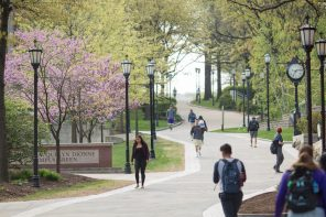 Scranton U. Joins BC Law's Early Admission Program