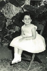 Teresa Weintraub's childhood was disrupted by a forced move from Cuba to Miami.