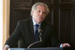 Almagro Champions Democracy in the Americas