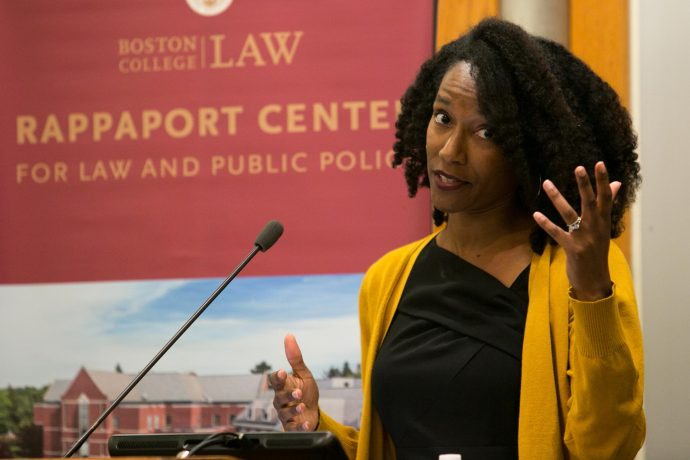 Photo/Reba Rappaport Center for Law and Public Policy Brittny Saunders September 23, 2019