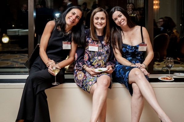 November 2, 2019 -- Boston College Law School's 2019 Reunion, held at the Four Seasons Hotel in Boston, MA. Photo by Caitlin Cunningham Photography.