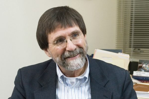BC Law Professor Paul Tremblay, photographed in 2007.