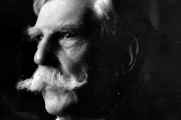 Portrait of Oliver Wendell Holmes (1841-1935), American jurist and Associate Justice of the U.S. Supreme Court.  (Photo by Time Life Pictures/Mansell/The LIFE Picture Collection via Getty Images)