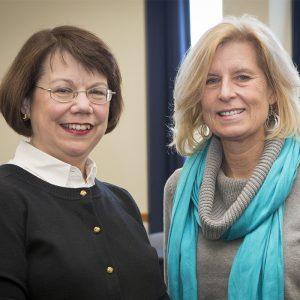 Professor Mary Ann Chirba. Taken on March 17th 2014.