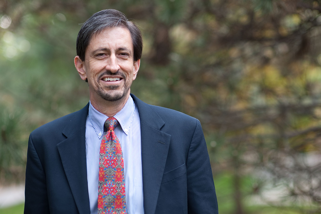 Frank Garcia, Professor, Law Faculty. Professor Frank Garcia, photographed on October 21, 2011.