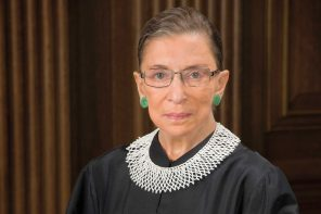 'Like Walking into Sunlight': BC Law Remembers RBG