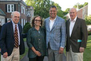 Dean Rougeau, Retiring Faculty Honored