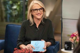 Talk, Talk, Talk: Robbins '94 Makes It Big on Daytime TV