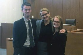 Moot Court Team Wins Regionals