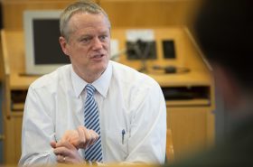 Gov. Baker Goes to Law School