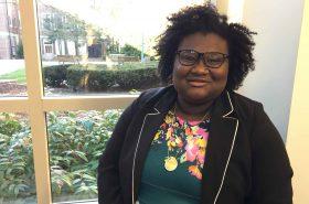 Bria Coleman '20 Wins Diversity Scholarship
